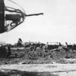 394th Bomb Group Marauders at unfinished Boreham Airfield 1944