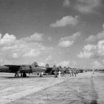 B-26B Bombers On Flight Line 17th Bomb Group 37th BS November 1942