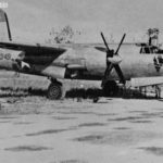 B 26 40 1491 Major Monsoon of the 33rd Bomb Squadron 22nd BG
