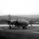 B-26 Marauder 40-1373 of 77th Bomb Squadron Adak Island in the Aleutians November 1942