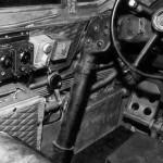 B-26 Marauder Bomber Cockpit
