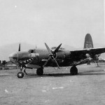 B-26 Marauder Bomber Shark Mouth Italy