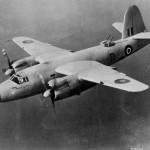 British B-26 Marauder Mk IA of 14 Sqn RAF FK375 1942