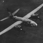 Martin B-26B Marauder near Corsica