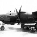 Martin B-26 Marauder Crew 13 nose art