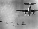 Martin B-26 Marauder bombers