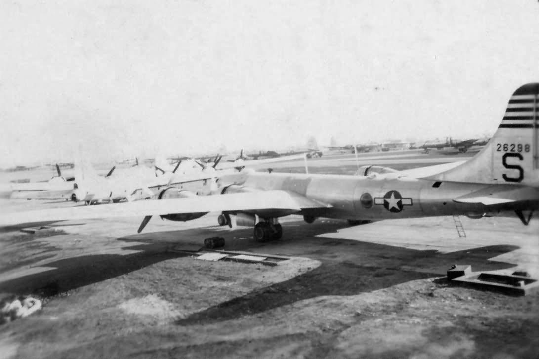 Boeing B-29 42-6298 40th Bomb Group, 25th Squadron