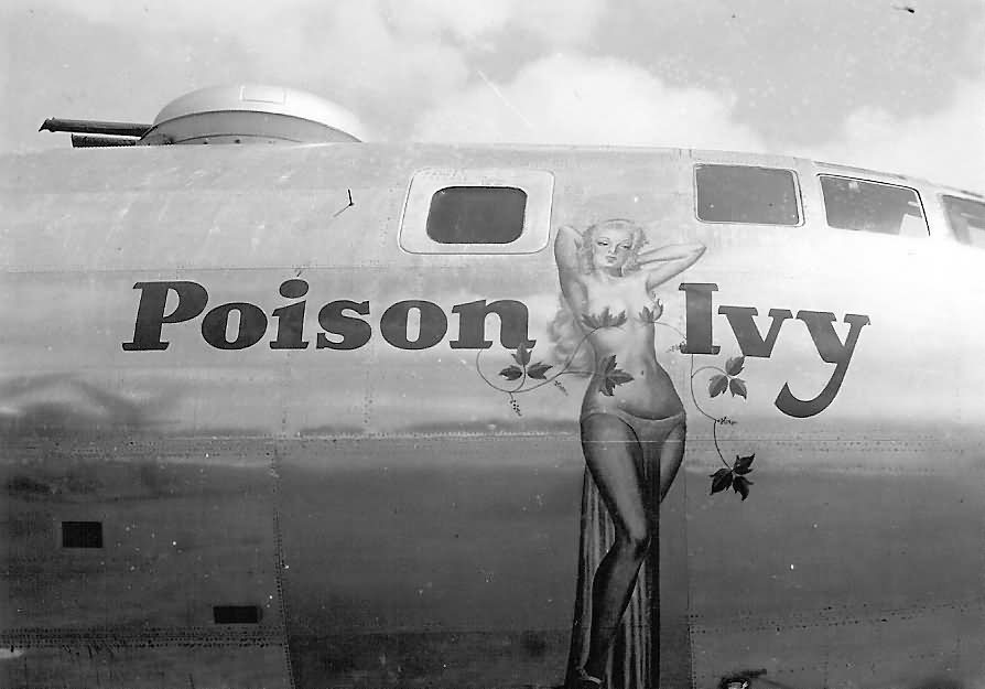 Boeing F-13 Superfortress POISON IVY