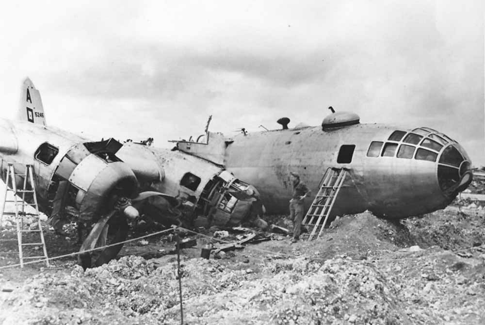 B29 Losses in the Pacific Theater  Beacon Hill Seminars