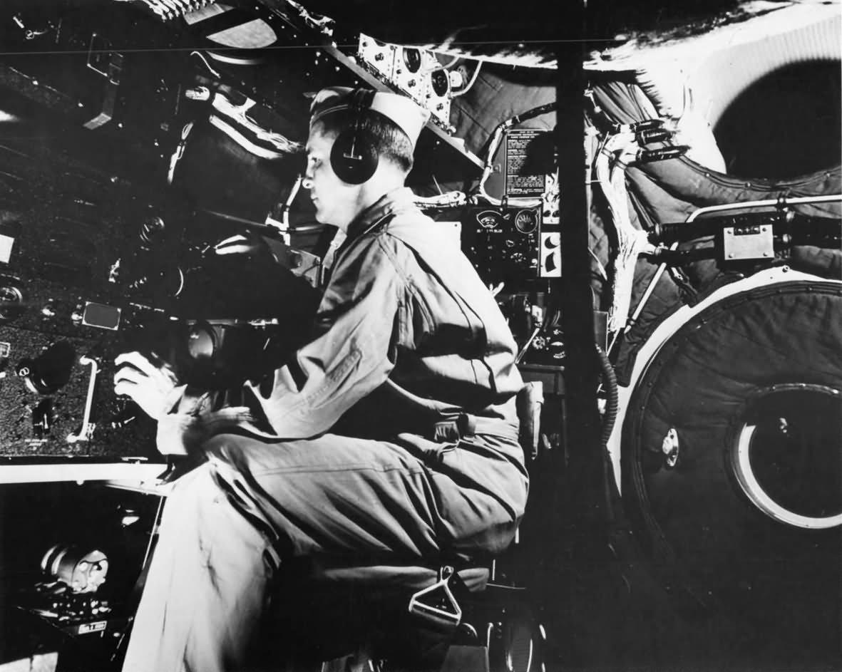 B-29 Superfortress Radio Operator station