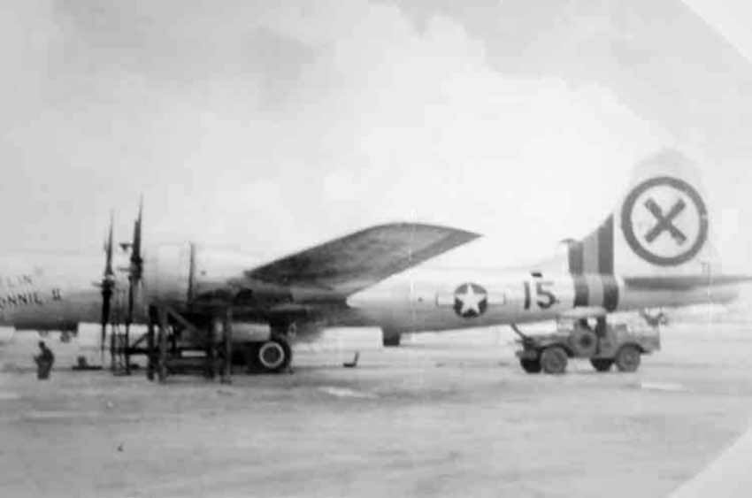 B-29 Superfortress of 9th Bomb Group 15