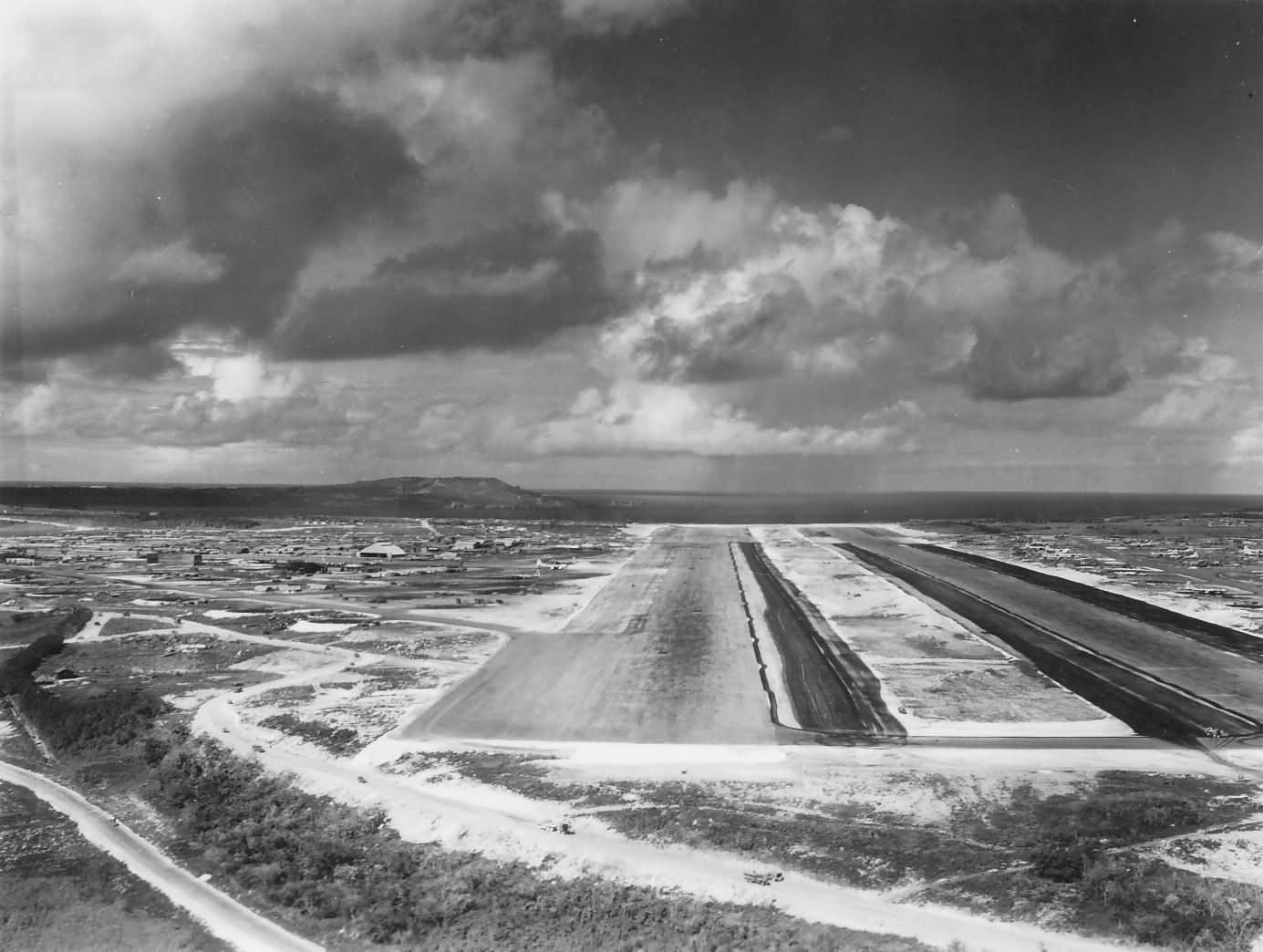 B-29 bombers base Isley airfield SAIPAN