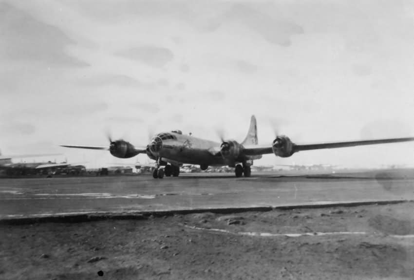 Boeing B-29 Superfortress 3