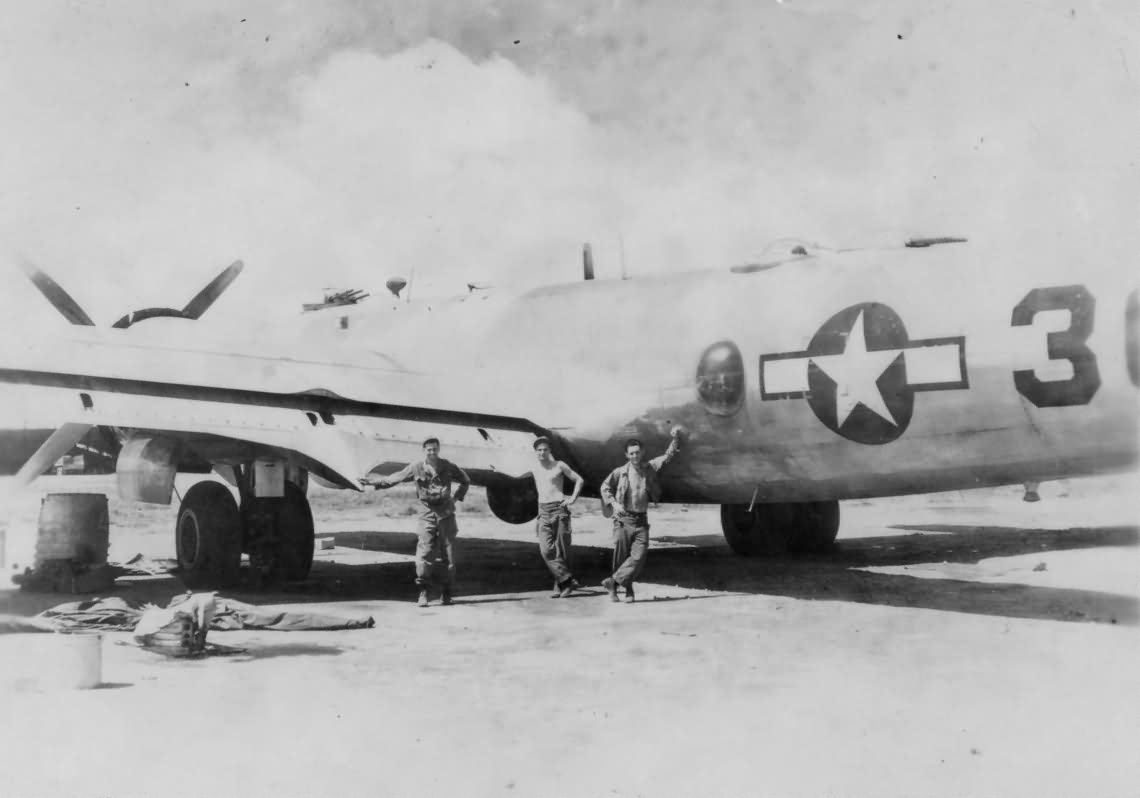 Boeing B-29 Superfortress 4