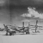 B-29 Superfortress bomber Enola Gay 82