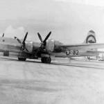 Boeing B-29 Superfortress Enola Gay 82
