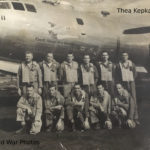 "Crew of a B-29 42-24643 ""There'll Always Be a Christmas"""