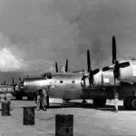 B-32 Dominator 42-108532 Hobo Queen II 386th BS, 312th Bomb Group