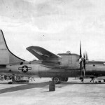 B-32 42-108529 The Lady Is Fresh of the 312th Bomb Group 386th Bomb Squadron