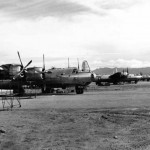 Consolidated B-32A Dominator in the Philippines 312nd bomb group 1945