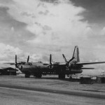Consolidated B-32 42-108532 On Florida Blanca Airstrip, Luzon, Philippine Islands