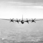 Consolidated B-32 Dominator in flight