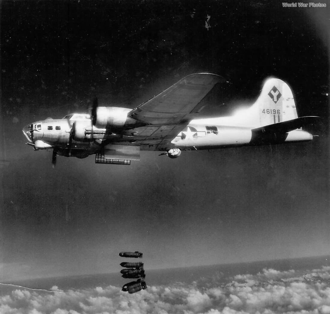 B-17G 44-6196 99th BG