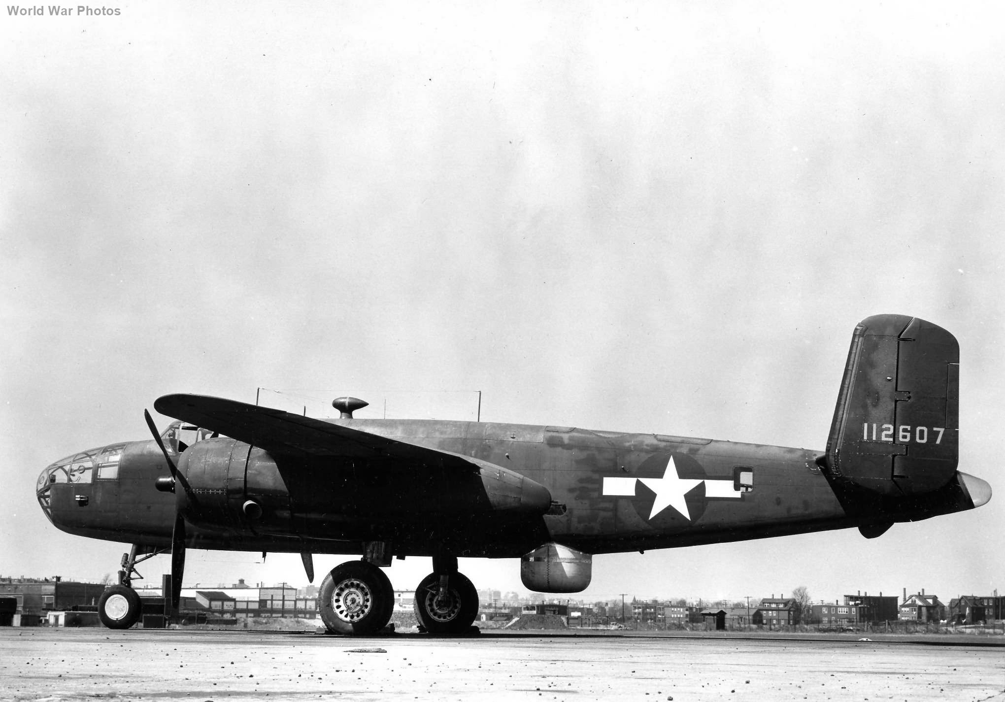 B-25C 41-12607