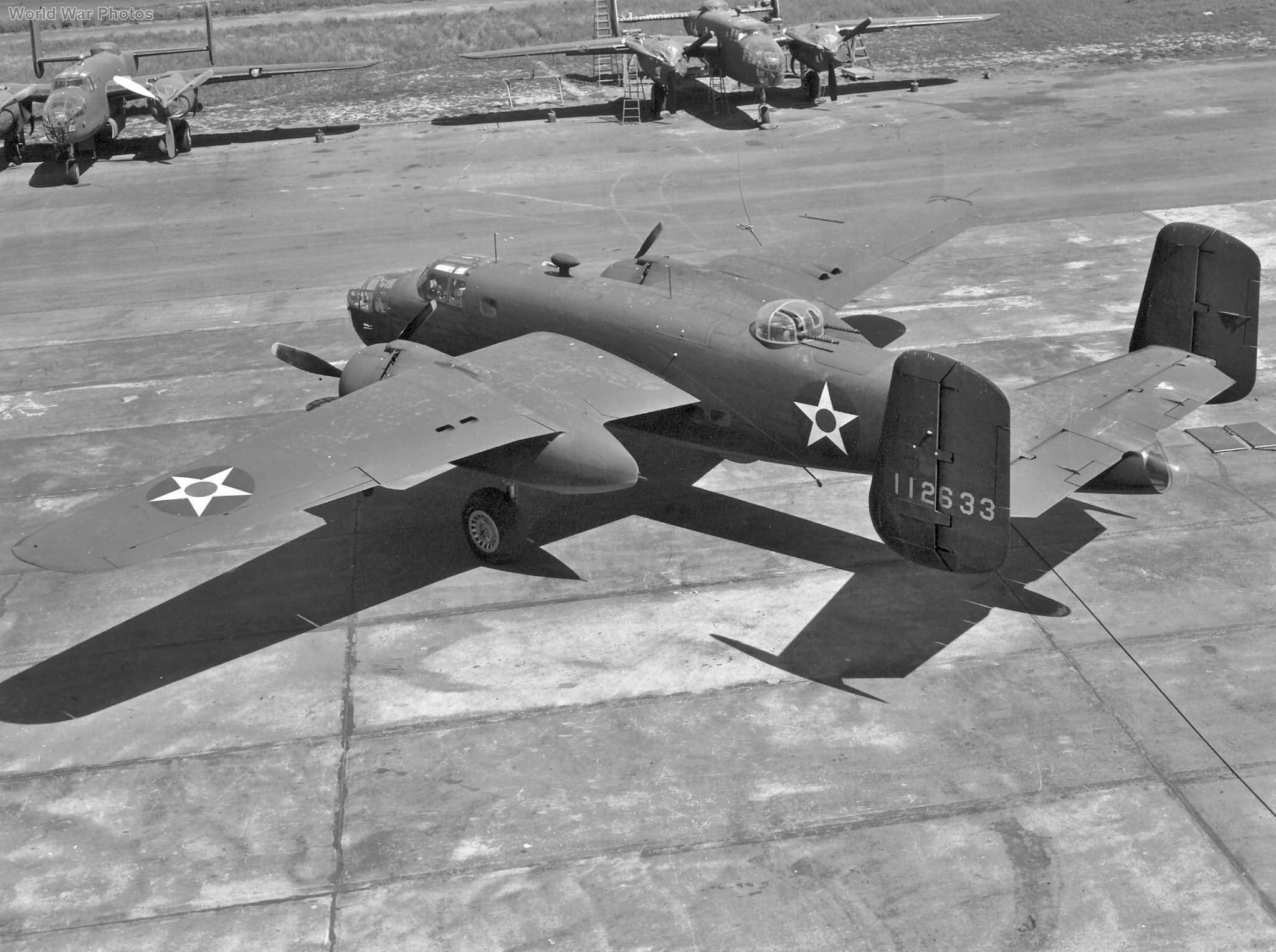 B-25C 41-12633 2