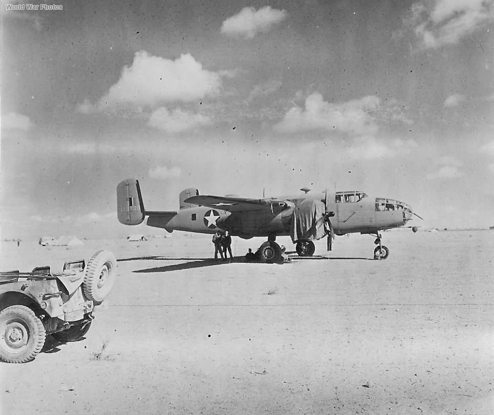 B-25C 41-13236 North Africa