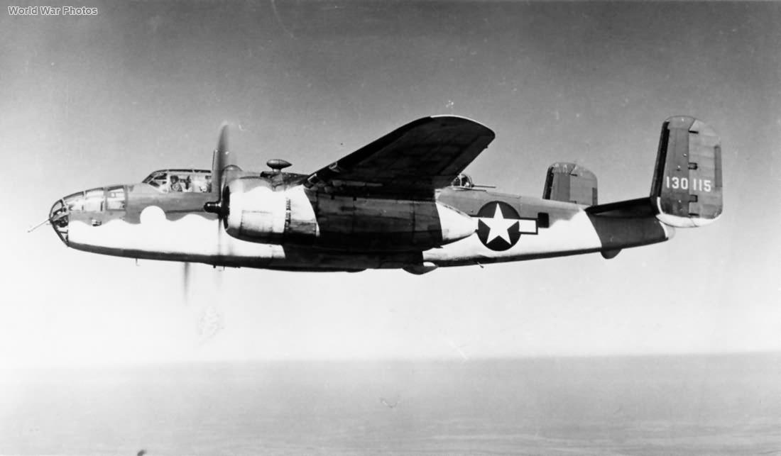 North American B-25D 41-30155