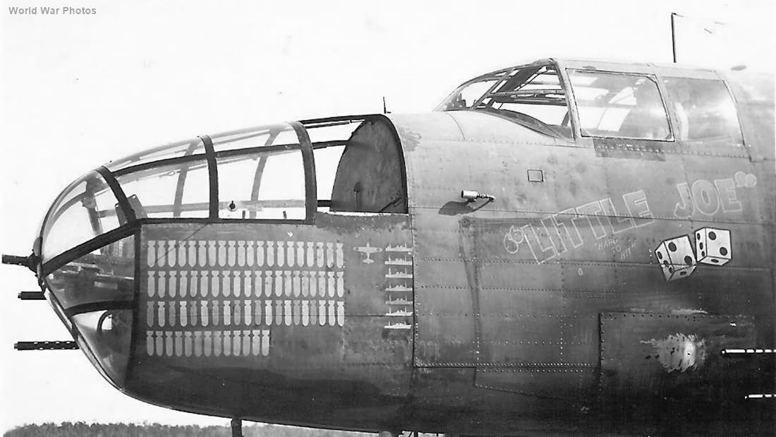 B-25D 42-87281 Little Joe 2
