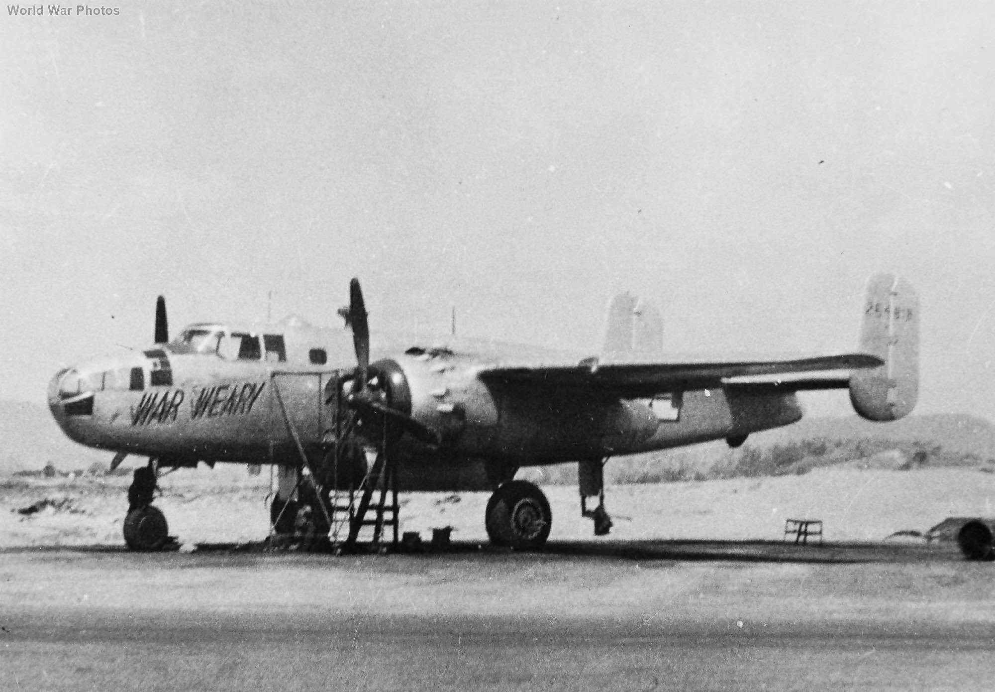 B-25G 42-64816