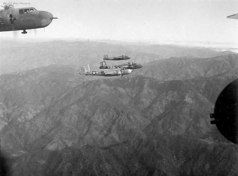 B-25H 12th BG 2