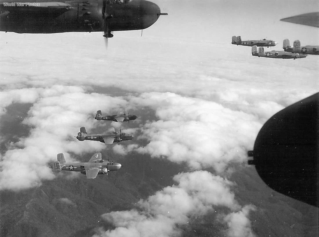 B-25H 12th BG 4