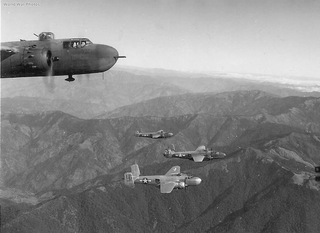 B-25H 12th BG 6