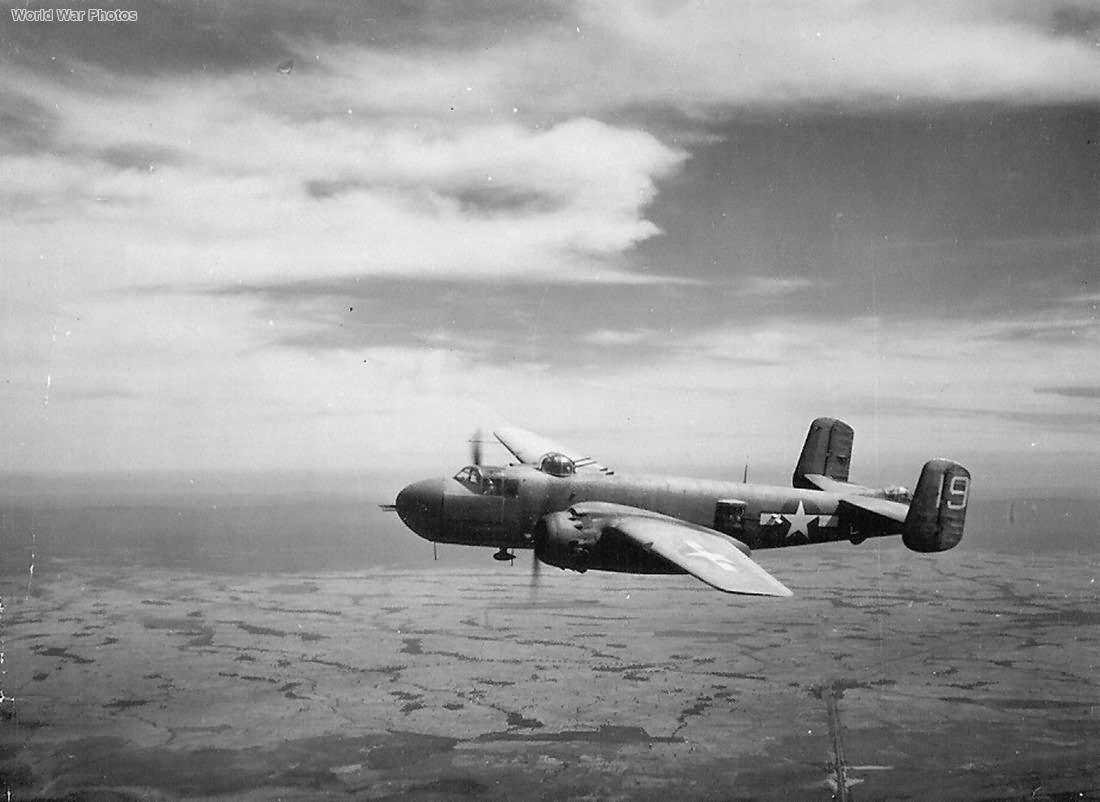 B-25H 19 12th BG