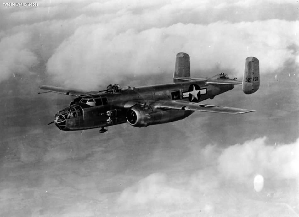 B-25J 43-27793