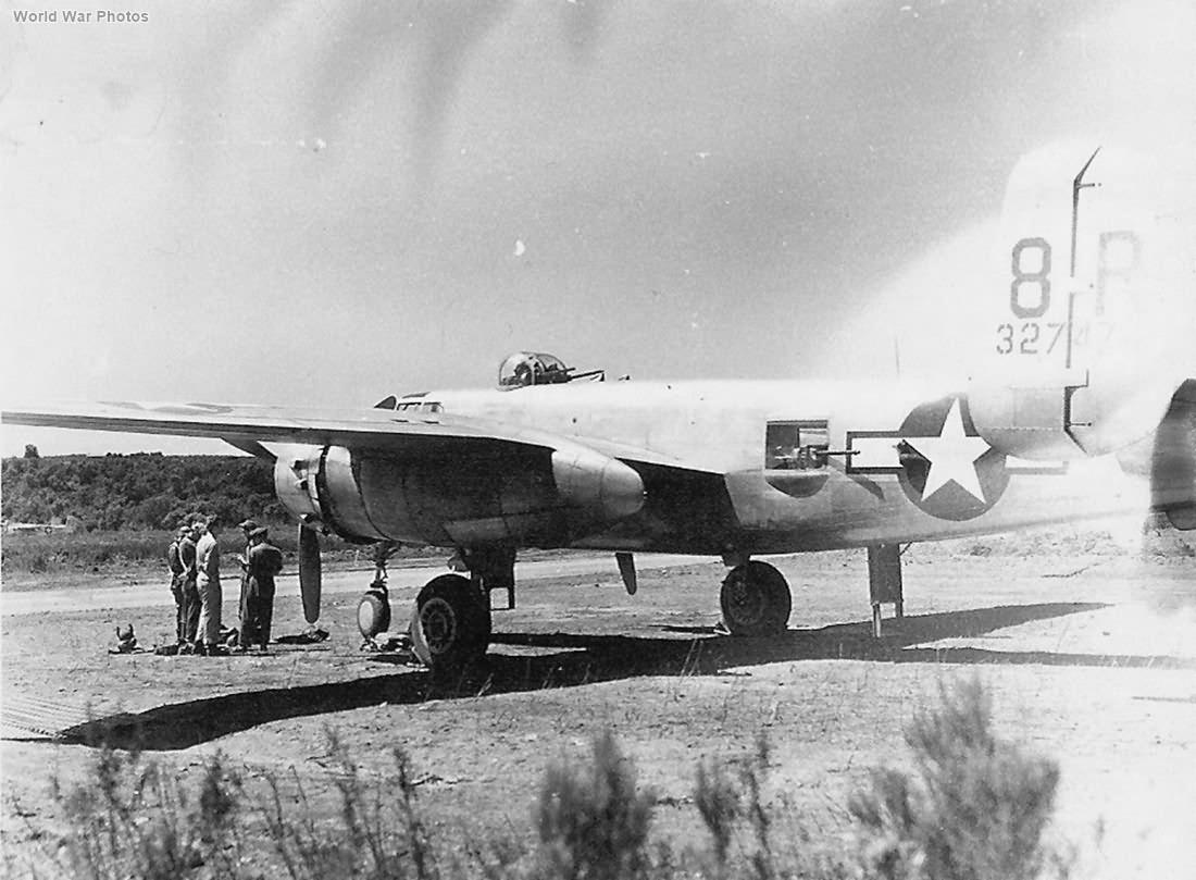 B-25J 43-27474