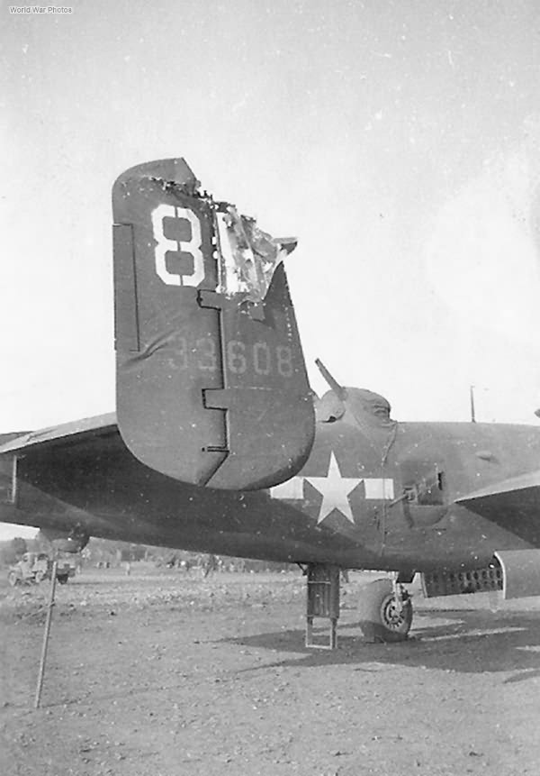 B-25D 43-3608