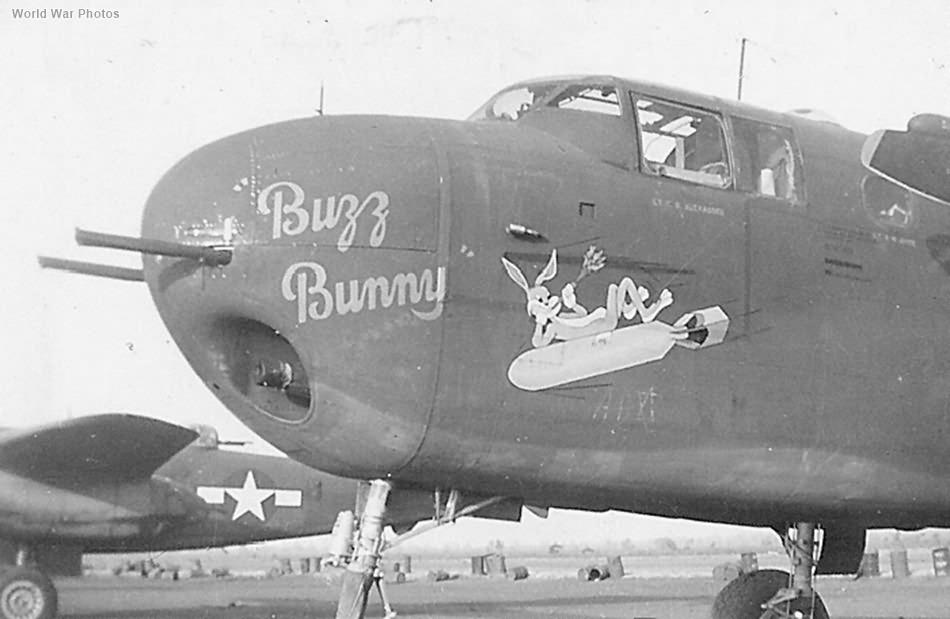 B-25 Buzz Bunny