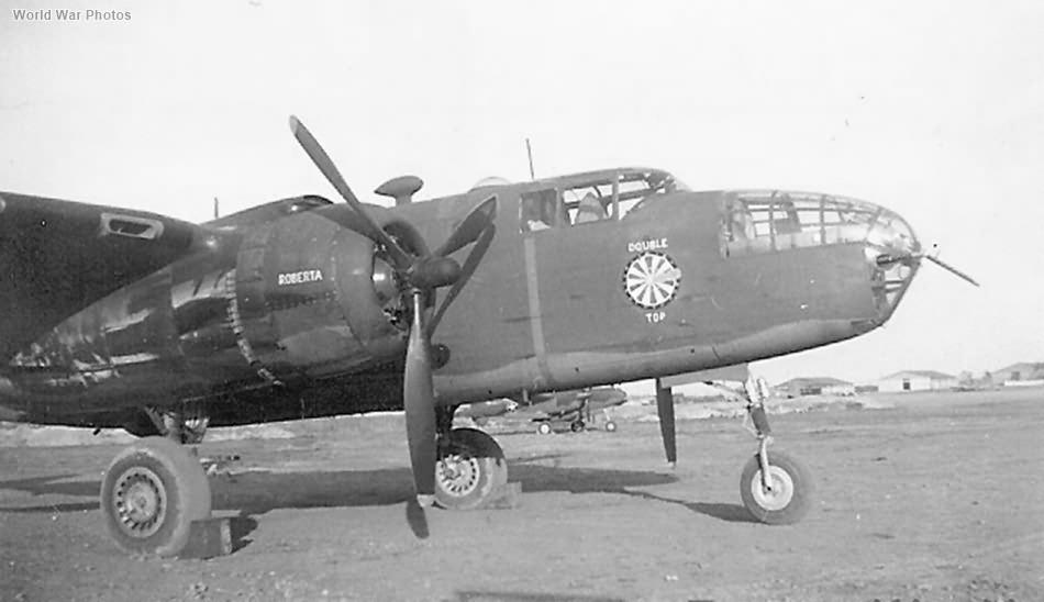 B-25 DOUBLE TOP