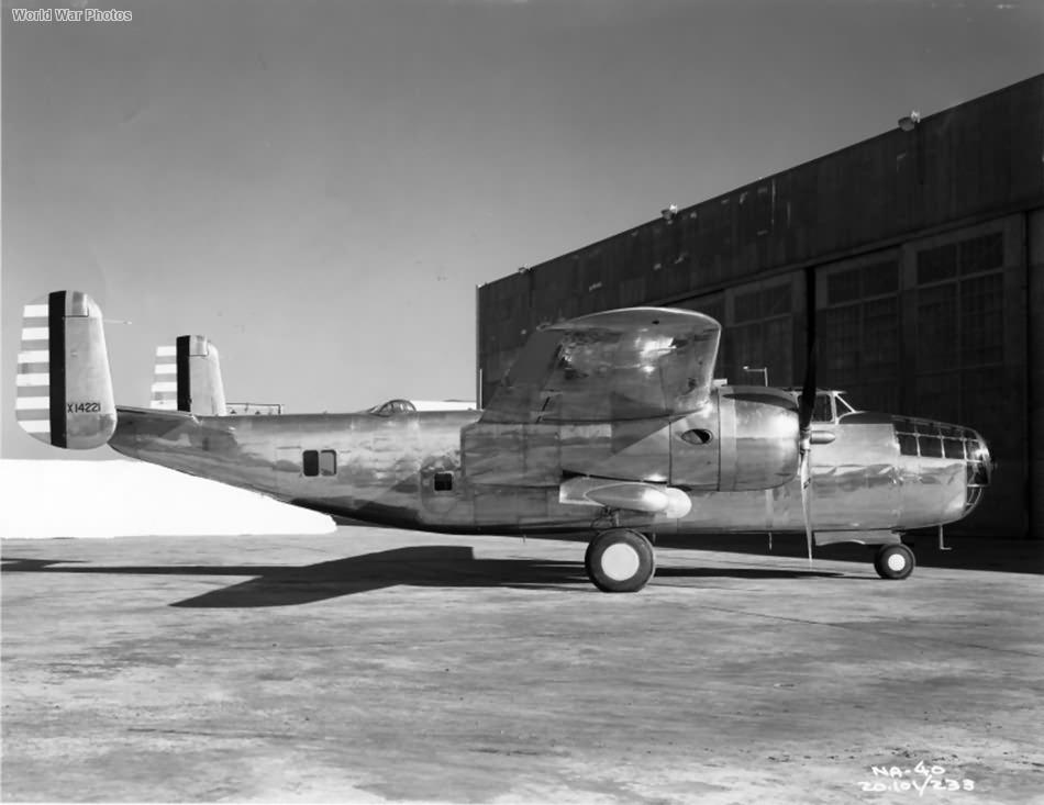 North American NA-40 2
