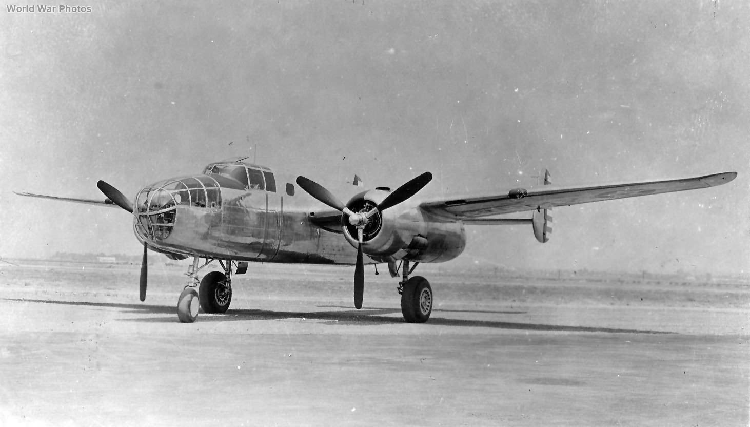 North American XB-25