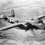 North American B-25J-1 43-3889