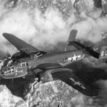 "B-25J 43-27639 ""6L"" Rinkee Doo 340th BG 486th BS"