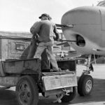 B-25 Gunship 75mm Cannon Cleaning
