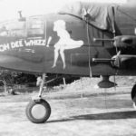 B-25 Oh Dee Whizz 12th BG