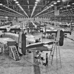 B-25 assembly