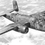 North American Mitchell EV-R of No. 180 Squadron RAF